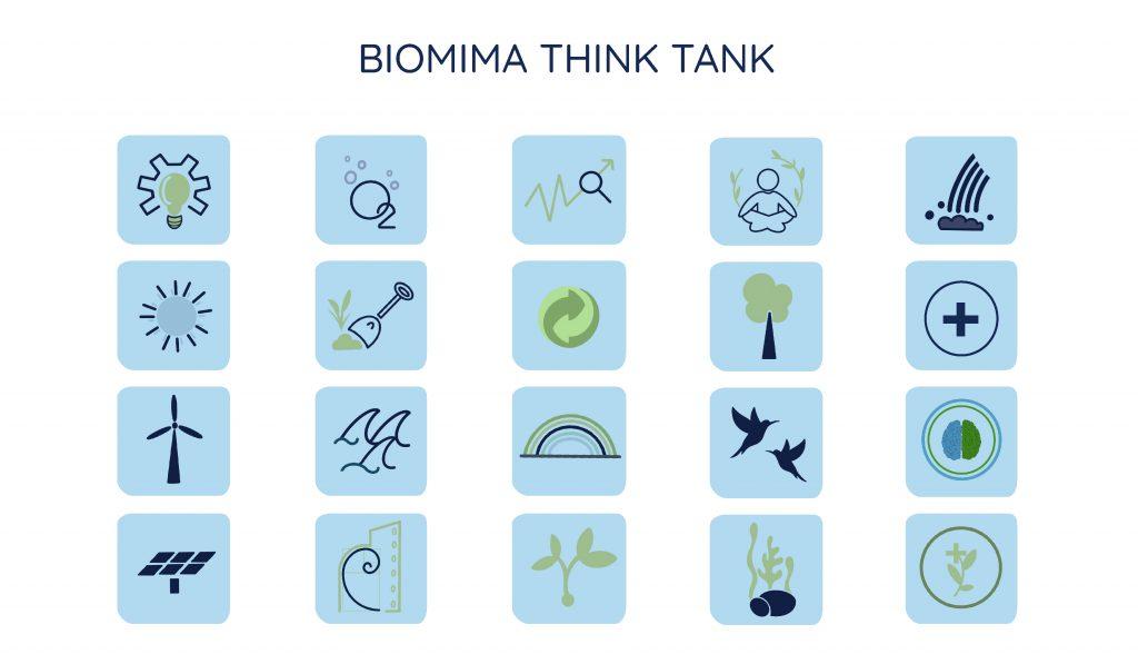 Biomima think tank eco